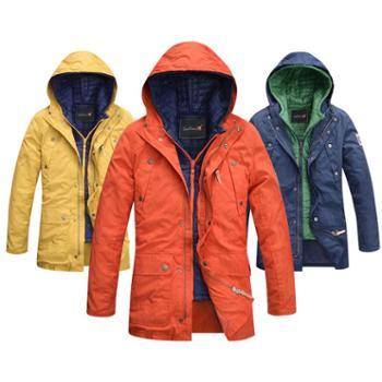 【反季清仓】GoodFuture男式两件夹克WM400656
