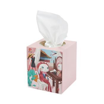 格格爱上班全棉干湿两用洗脸巾4盒装GGMRJ-060