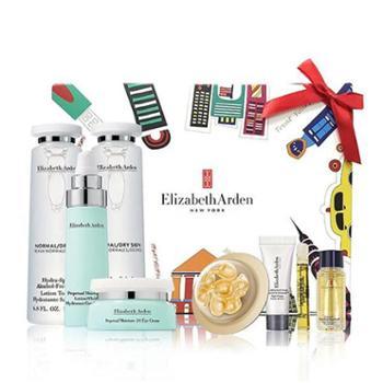 Elizabeth Arden伊丽莎白雅顿 经典24小时水感恒润补水护肤套组 限量 加赠 8件套