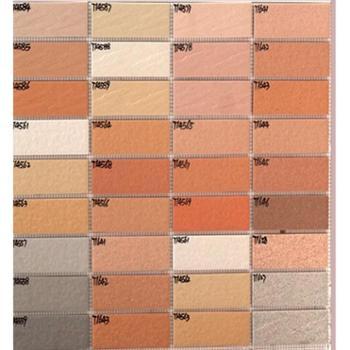 耐用工程型外墙砖瓷砖 风沙面哑光通体砖45x145