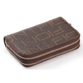 FION啡色/钥匙零钱包