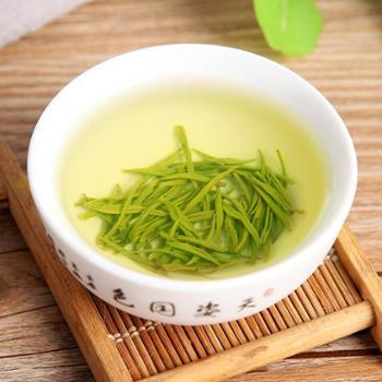 【买2送金丝皇菊茶】信阳毛尖 绿茶茶叶嫩芽浓香型茶
