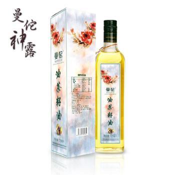 【曼佗】油茶籽油花海定制版725ml单瓶