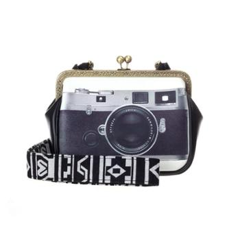 时尚个性相机包包 可爱文艺青年文青单肩包手拿包背包名族风