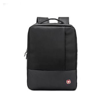 瑞士军刀/SWISSWIN笔记本电脑包男商务休闲双肩背包学生书包旅行包SA-0656
