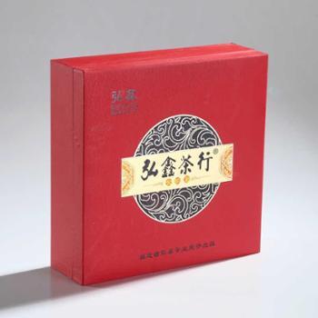 中闽弘鑫红茶金骏眉红茶桐木关金骏眉茶叶特级红茶礼盒