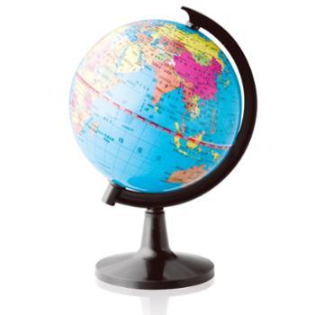deli得力地球仪初中生学生用教学版专用儿童开学礼物摆件家居摆设创意学习用品3031