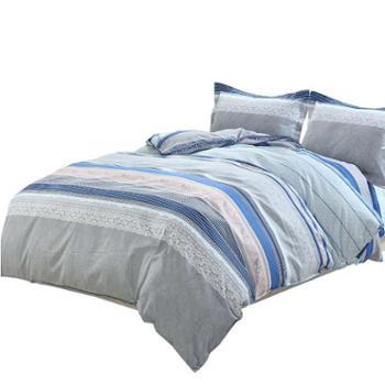 恒源祥家纺 恒源祥床用用品四件套 彩羊系列 随梦而飞 被套 床单 枕套