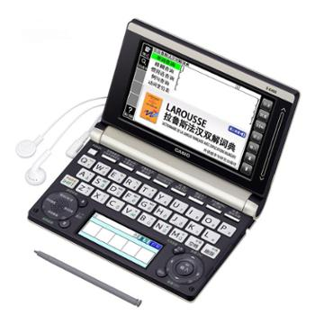 CASIO卡西欧电子词典E-E400法英词典
