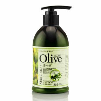韩伊橄榄Olive白皙滋润乳270ml保湿润肤防止干燥