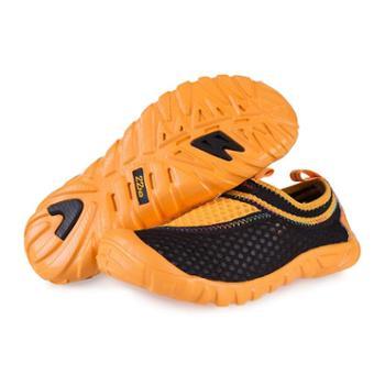 22ND情侣款撞色鞋底网布鞋面户外轻透气营地鞋412215702/411215702