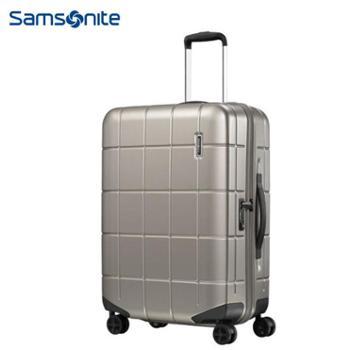 新秀丽(Samsonite) 20寸拉杆箱旅行箱 PC材质 型号:I74系列