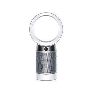 戴森DYSON 空气净化风扇智能版DP04 无叶设计整屋净化 家用智能塔式风扇