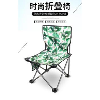 探险者户外折叠椅子便携式钓鱼凳子装备美术生写生椅马扎双人沙滩小板凳