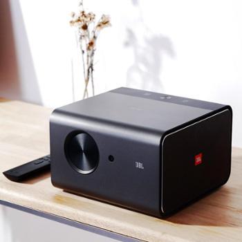 天猫魔屏S2智能家居影院级3D智能投影仪1080P高清无屏电视