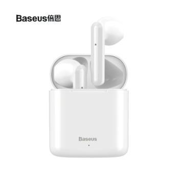 倍思 Encok W09TWS真无线蓝牙耳机5.0触控式通话户外运动双边耳机