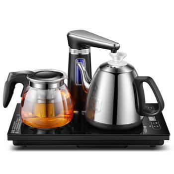 优益/Yoice 全自动电水壶 家用自吸式抽水功夫茶泡茶具器套装