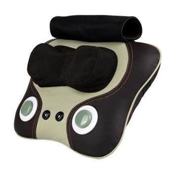 颈椎按摩器颈部腰部肩部按摩枕家用按摩垫多功能全身按摩垫