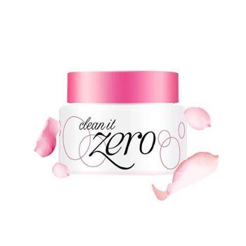 BanilaCO芭妮兰卸妆膏zero粉色致柔卸妆乳温和清洁100ml