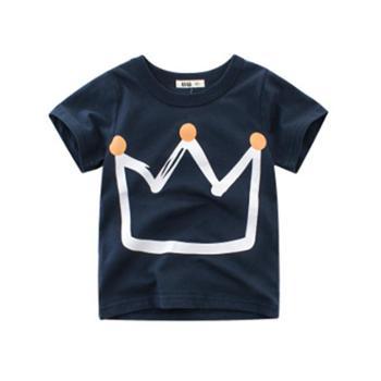 夏装款男童短袖t恤衫儿童体恤韩版童装kidclothing