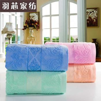 YUCEEN/羽芯家纺 纯棉毯单人双人清凉被沙发盖毯空调毯全棉毛巾被包邮