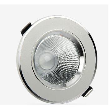 名一led筒灯8公分全套节能3w2.5寸防雾洞灯超薄一体化天花孔灯