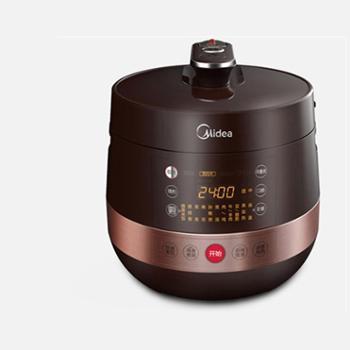 Midea/美的 美的PCS5039H电压力锅智能家用多功能高压锅饭煲