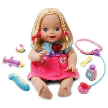 vtech/伟易达LittleLove智能诊疗娃娃