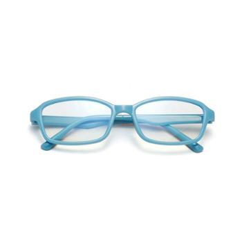 Jardind'amour防辐射蓝光眼镜男女童小孩硅胶材质眼镜框