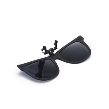 Jardind'amour夹片眼镜偏光太阳镜夹片