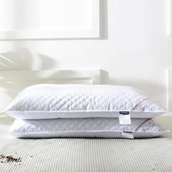 凯诗风尚枕头全荞麦保健枕棉质舒适护颈枕