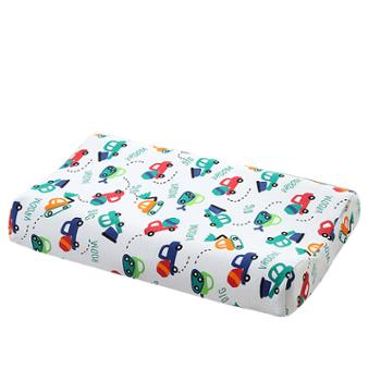 凯诗风尚卡通乳胶枕头舒适助眠板蓝根枕芯