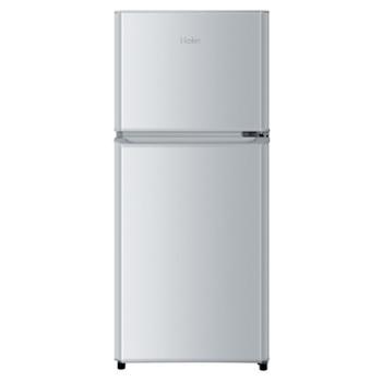 Haier/海尔BCD-118TMPA/118升家用小型电冰箱/冷藏冷冻/送装同步