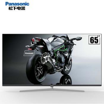松下(Panasonic)TH-65FX610C65英寸4K超高清HDR智能全面屏液晶超薄电视机