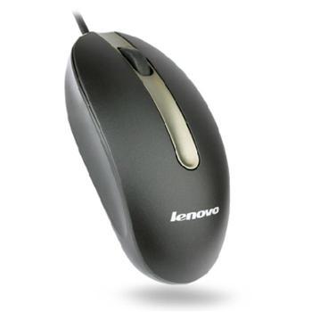 联想鼠标 M3803有线台式机笔记本电脑 USB 有线鼠标