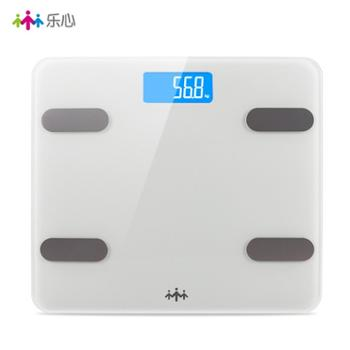 乐心A1-F电子秤 智能体脂秤 人体体重秤 健康秤称重