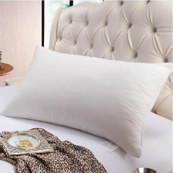 凯盛家纺超柔舒馨枕单人枕头芯纤维枕芯