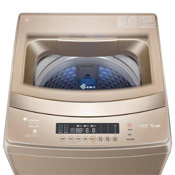 小天鹅(LittleSwan) TBM90-7088DCLG 9公斤变频波轮全自动洗衣机 大容量家用节能 金色