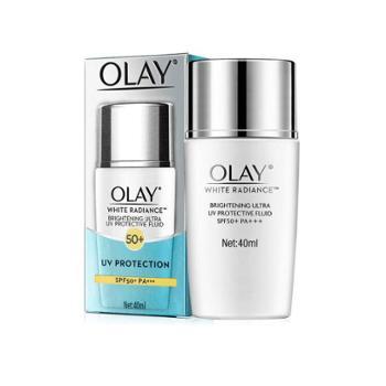 玉兰油(OlAy)防水隔离防晒霜轻透倍护隔离防晒液SPF5040ml