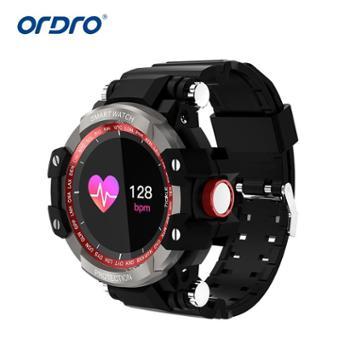 GW68智能手表蓝牙运动手表血压健康老人计步睡眠智能穿戴手表