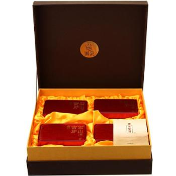 徽元 茶叶 霍山黄芽礼盒装(一级)300g(75g*4) 绿茶