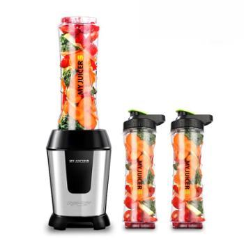ERGO CHEF榨汁机 My JUICERS便携 果汁机家用搅拌机料理机宝宝辅食机