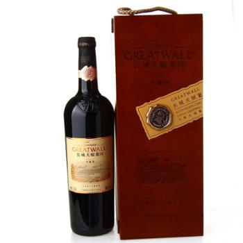 长城天赋葡园珍藏级赤霞珠干红葡萄酒750ml