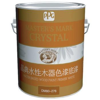 PPG大师漆晶典水性木器漆系列 色漆底漆 DM80-276/2.5kg
