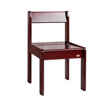 双叶家具 览众系列 水曲柳 实木餐椅