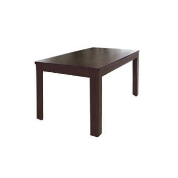 双叶家具双叶实木新中式家具全实木现代简约餐桌