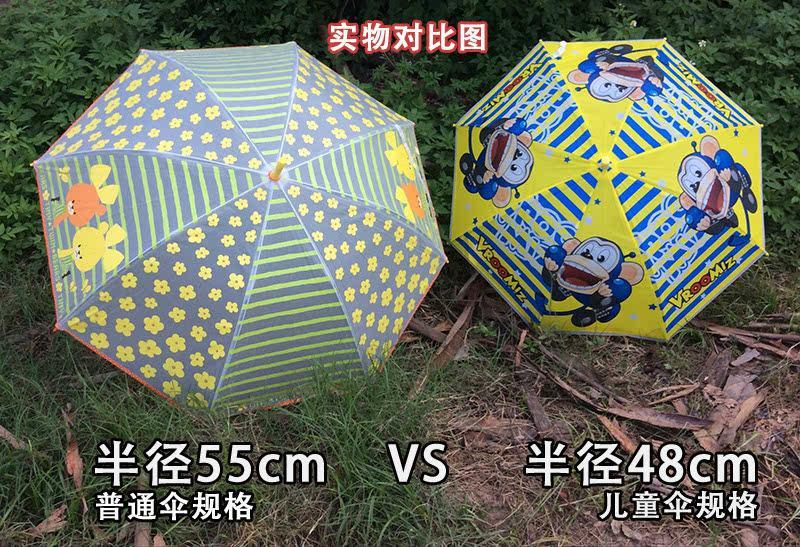 卡通时尚小熊雨伞