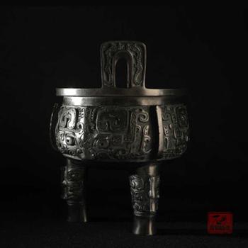 世纪宝鼎国宝名鼎石开青铜铸造青铜工艺礼品开业庆典公司商务