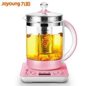 Joyoung/九阳 养生壶 K15-D05S 电水壶 全自动加厚玻璃多功能免滤煮茶器
