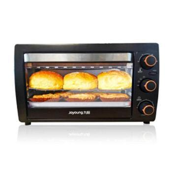Joyoung/九阳 电烤箱 KX-26J610 烤箱家用烘焙多功能26升蛋糕面包电烤箱KX-26J610 黑色